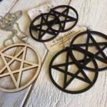 Pentagrammi - Korvakorut